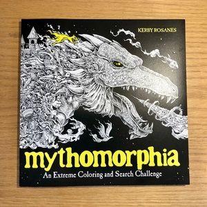 Mythomorphia (coloring + search challenge)